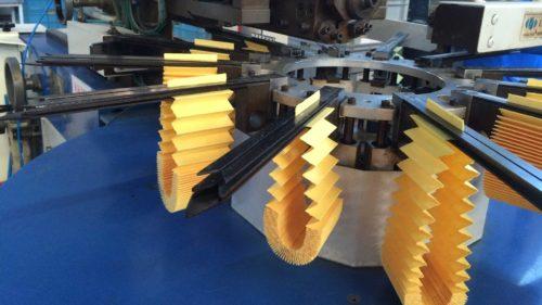 SAMCO Filterproduktion